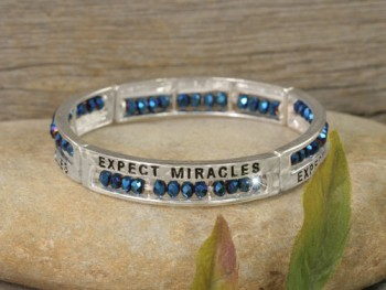Expect Miracles Bracelet 1