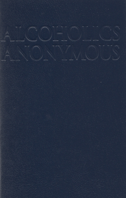 Alcoholics Anonymous big book 3rd edition 23rd printing