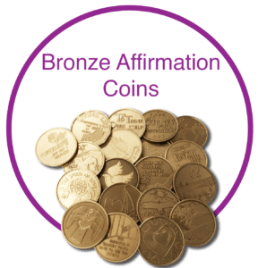 BronzeAffirmationCoins